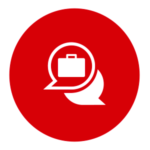 icona contatto diretto con i recruiter